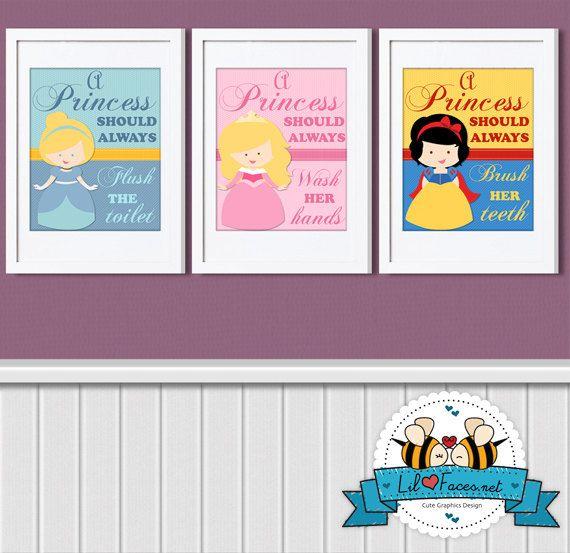 Best Princess Bathroom Images On Pinterest Princess Bathroom - Disney princess bathroom set for small bathroom ideas
