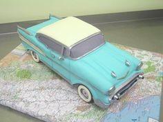 '57 chevy belair (www.cakestudio.ca)