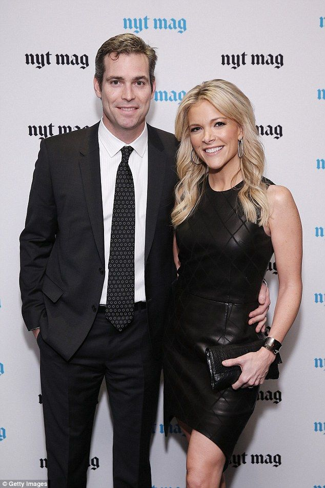 February 2015 - Megyn Kelly is happily married to Douglas Brunt & the couple have 3 children: sons Thatcher & Yates & a daughter, Yardley.