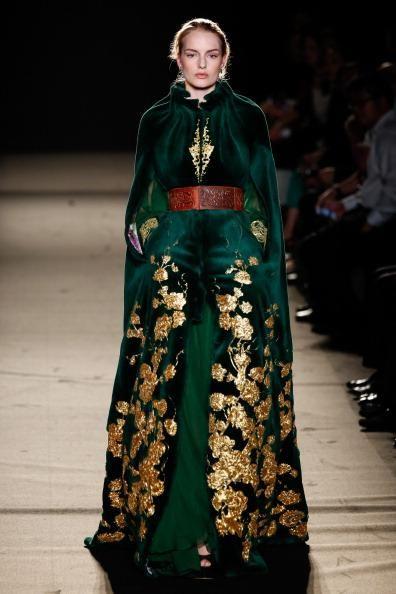 embroidery!!!Paris Moda Haftası&Laurence Xu defilesi - Moda - Mahmure Foto Galeri