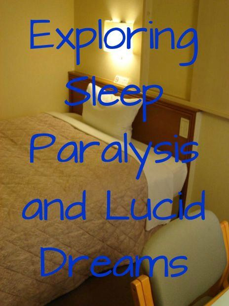 The WILD Technique to Induce Sleep Paralysis & Lucid Dreaming