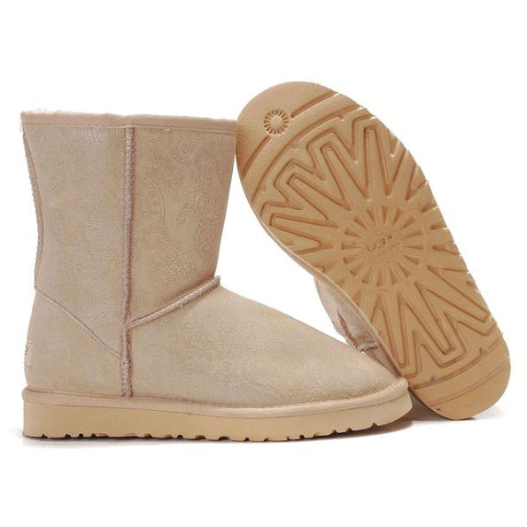 UGG? 'Classic II' Genuine Shearling Lined Tall Boot (Women) in CHESTNUT available at #Nordstrom