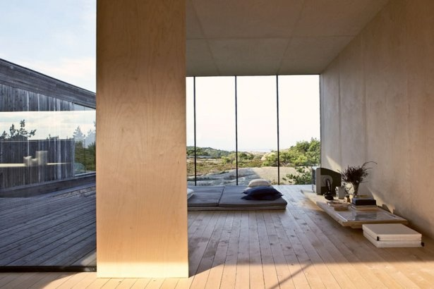 Cabin Inside/Out, Hvaler, Norway  by: Reiulf Ramstad Architects