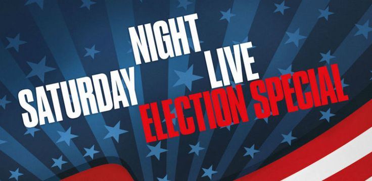 Don't Miss 'The 2016 SNL Election Special,' Watch On TV Or Online [Video]