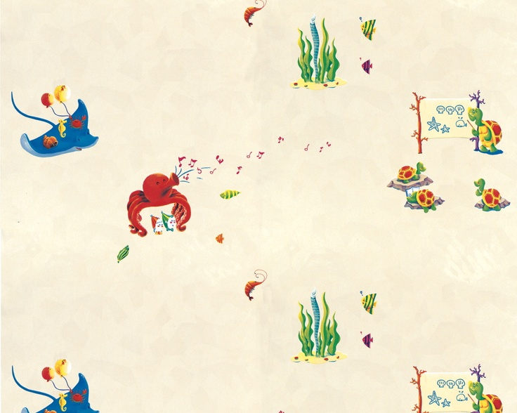 Wallcovering_(언더더씨) K465-1