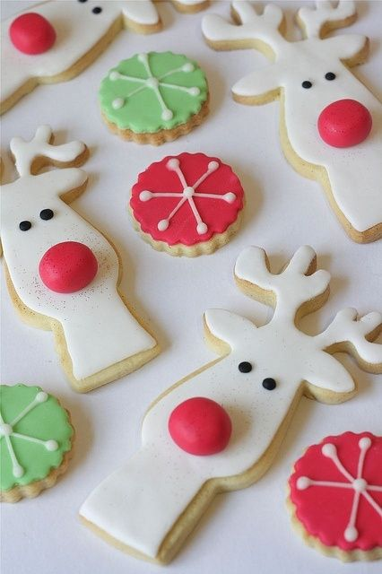 Christmas Cookies by janine