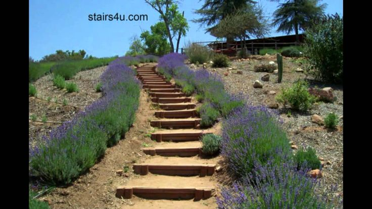 1000 ideas about backyard hill landscaping on pinterest for Cost of building on a steep slope