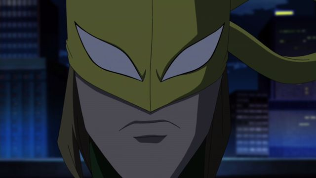 ultimate spiderman iron fist | Wiki Ultimate Spider Man