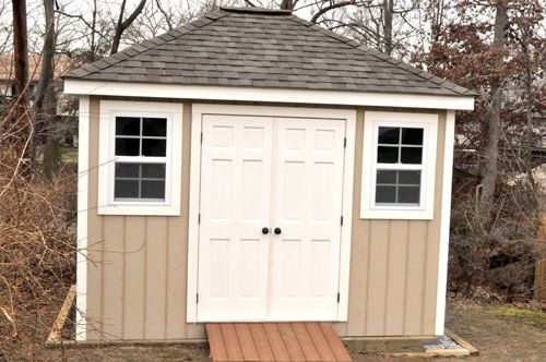 How to build a storage shed foundation woodworking for Shed project