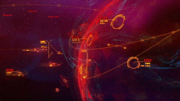 Killzone 3 - 3D assets and graphic interfaces by Territory, via Behance