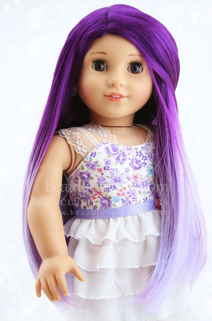 Violet baby doll - 5 10
