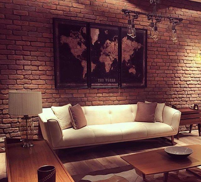 die besten 25 rote merkmal wand ideen auf pinterest blaugr ne wandfarben w nde mit rosa. Black Bedroom Furniture Sets. Home Design Ideas