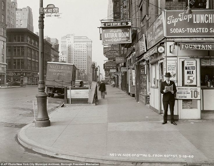 Amazing...NYC early 19th century