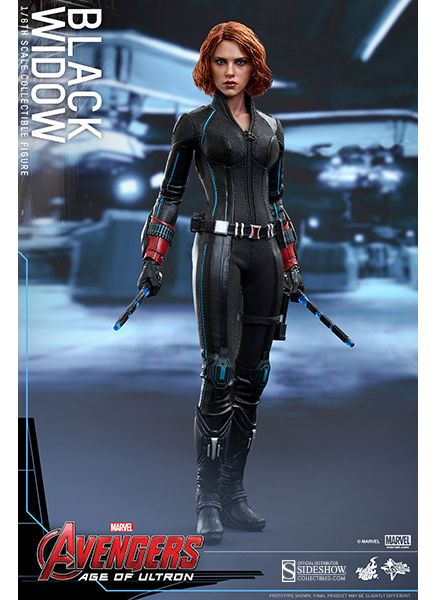 Black Widow - Avengers: Age of Ultron Sixth Scale Figure by Hot Toys