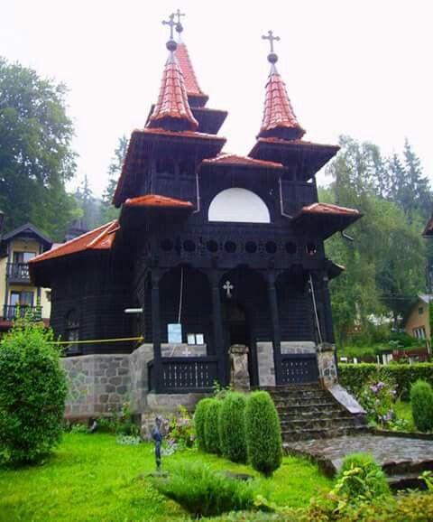 Biserica de lemn Sovata Mures