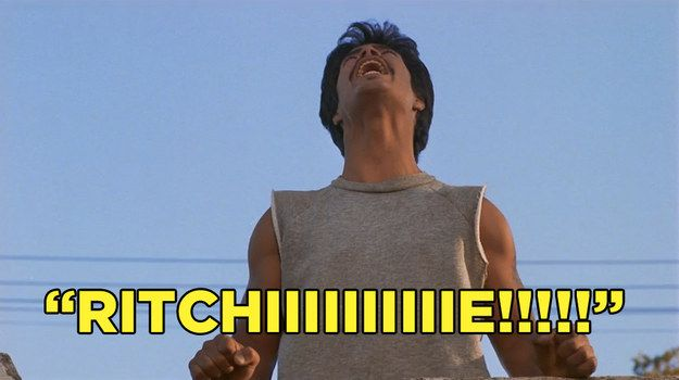 "And finally, when Bob cries out… | 23 Iconic Lines From ""La Bamba"" That Will Make You Laugh And Cry"