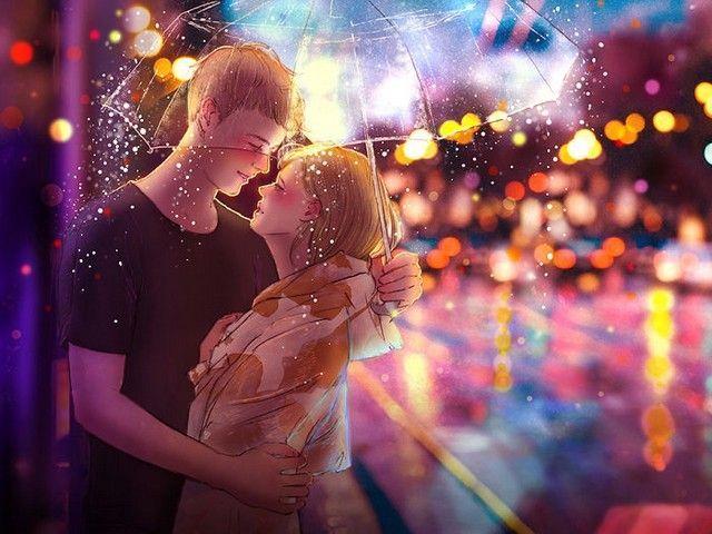 Gambar Romantis Terbaru 2018 Gambar Romantis Ilustrasi Pasangan Pasangan Lucu