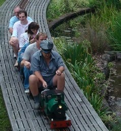 Have little kids who love train rides? The Wascoe Siding Mini Railway (Blaxland) is open on the 1st Sunday of the month except January.