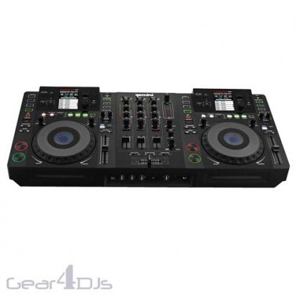 DJ Media Players & DJ CD Decks | Gearooz