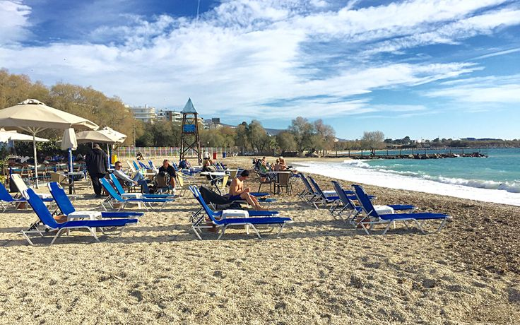 Winter on the Beach