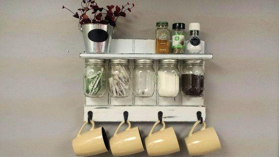 17 meilleures id es propos de stockage de tasse caf sur pinterest tasses suspendus porte. Black Bedroom Furniture Sets. Home Design Ideas