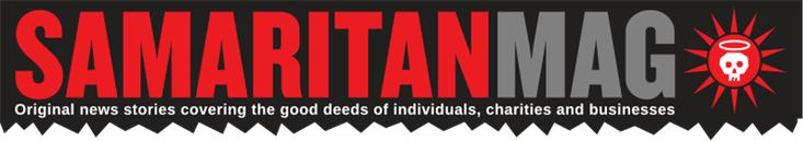 Samaritan Mag...highlighting good deeds of individuals, charities and businesses...