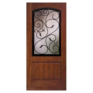 Therma Tru Classic Craft Ccr20587 Exterior Door With
