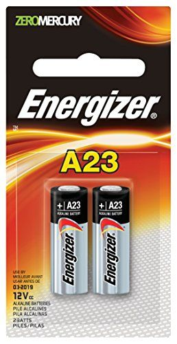 11/24/2016 -- Energizer A23 Battery, 12 Volt - 2 Pack. Only $1.98! :)