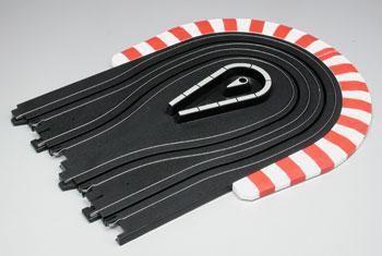 "MegaHobby.com - HO 3"" Hair Pin Track AFX, $16.19 (https://www.megahobby.com/products/ho-3-hair-pin-track-afx.html)"