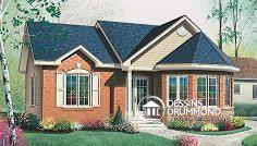 Plan de maison no. W2137 de dessinsdrummond.com