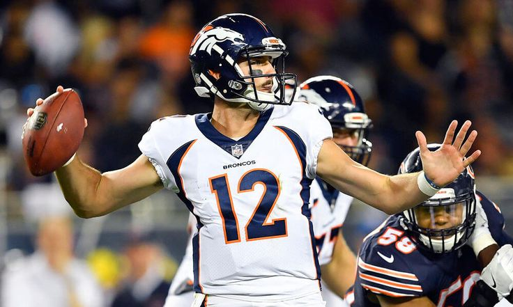Report   Broncos to be without Paxton Lynch for weeks = Paxton Lynch did not win the Denver Broncos' quarterback competition this offseason, putting the 2016 first-round pick on an atypical timetable. But the team is still.....