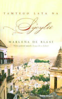 Tamtego lata na Sycylii-De Blasi Marlena