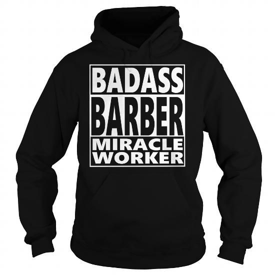 Awesome Tee BARBER JOBS TSHIRT GUYS LADIES YOUTH TEE HOODIE SWEAT SHIRT VNECK UNISEX Shirts