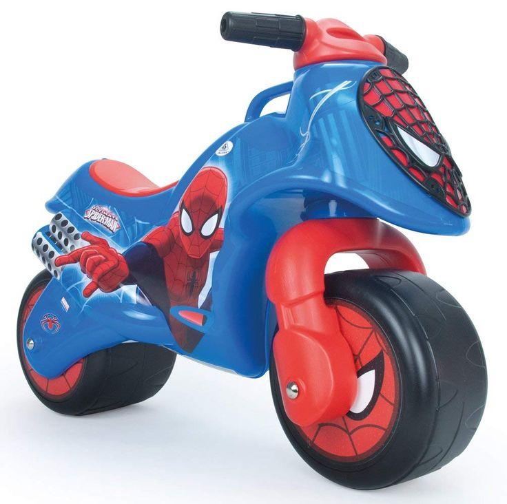 Der Spielzeugtester hat das Injusa 19060/000 Fahrzeug für Kinder – Foot To Floor Neox Spider-Man angeschaut und empfiehlt es hier im Shop. Vielen Dank, dass Ihr die Spielzeugtester Seite aufgerufen habt. Ich gebe mein Bestes, um möglichst viele Produkte zu testen. Der Hersteller hat mir diese Bes… – Spielzeugtester