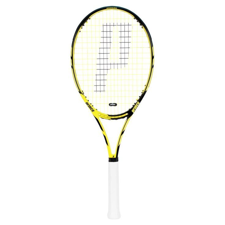 Prince Tour 98 ESP Tennis Racquet (4-3/8). Prince Tour 98 ESP provides excellent control. Manufactures 1 yr. Limited Warranty. Prince does not include a cover with this racquet. Includes complimentary stringing.