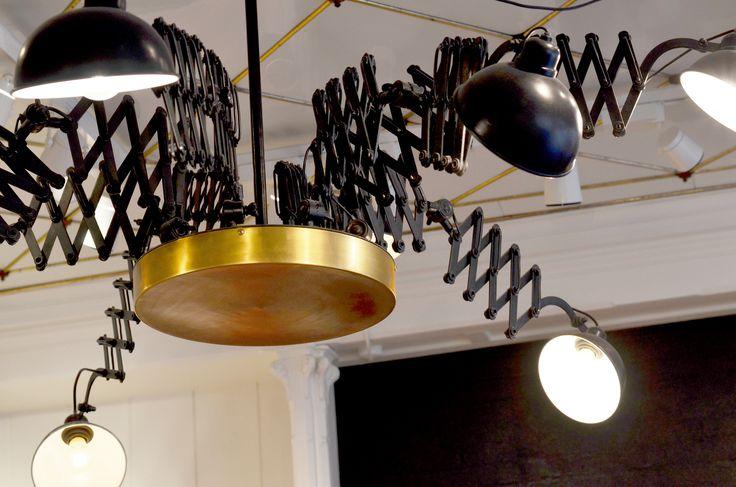 Shopping in Copenhagen, Noa Noa amazing lamp
