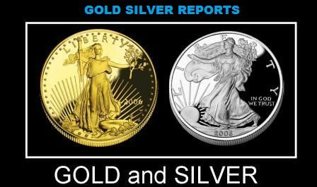 Gold Silver Reports ~ Gold trading near a 2 month high, its price buys 78 ounces of silver, near the most since August. In the past two decades, the ratio