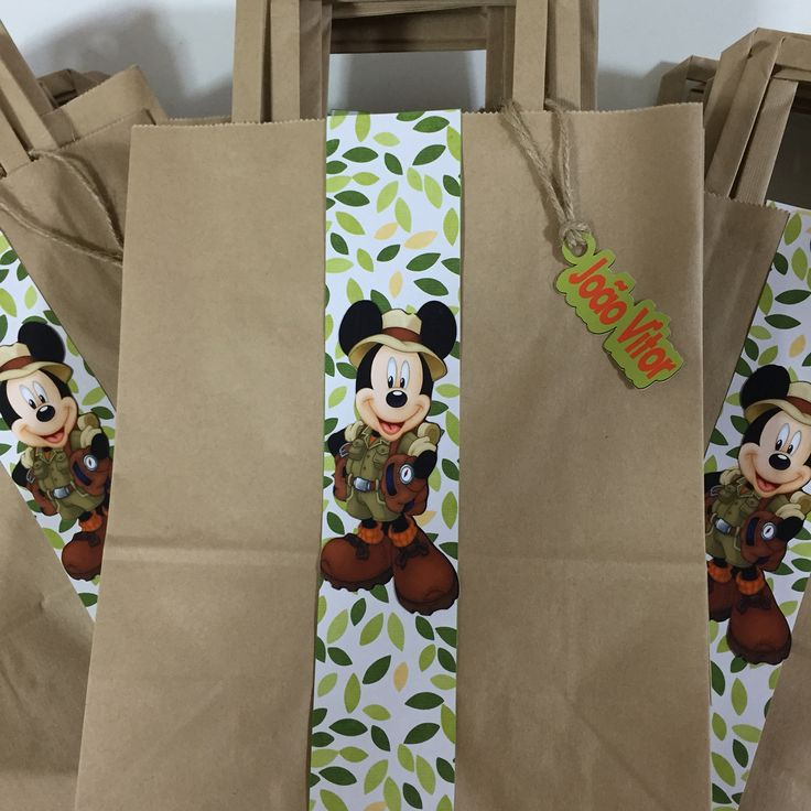 Mickey safari party ideas  See our safari themed baby gifts at http://www.mouseandmarker.com/personalized-safari-theme-baby-gifts/