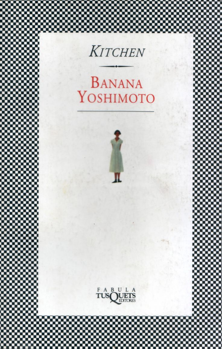 12 best images about beyond cover 5 on pinterest for Kitchen banana yoshimoto