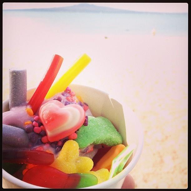 Instagram photo by @macdaddyaaron (macdaddyaaron) | KiwiYo Self Serve Frozen Yoghurt www.fb.com/kiwiyonz  | www.kiwiyo.co.nz #kiwiyo #froyo