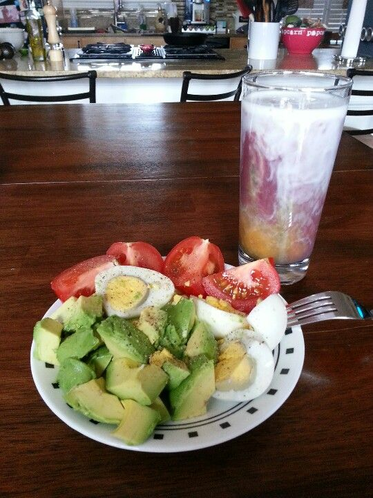 Paleo lunch...yes please!