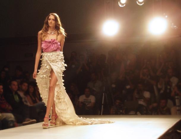 Polina Argyrou @Athens Xclusive Designers Week