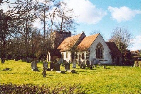 Midsomer Murders Locations - Turville, Buckinghamshire