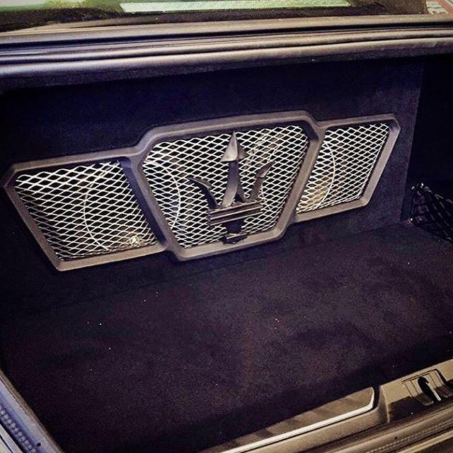 Professional Car Audio Installation Service in Los Angeles |Stormtrooper Car Audio Custom Trunk Install