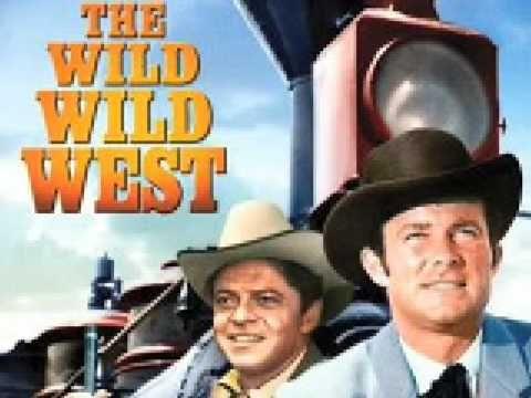 Wild Wild West TV show theme song