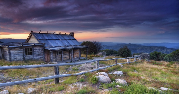 Victorian High Country retreat