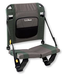 #LLBean: Sit Backer Canoe Seat