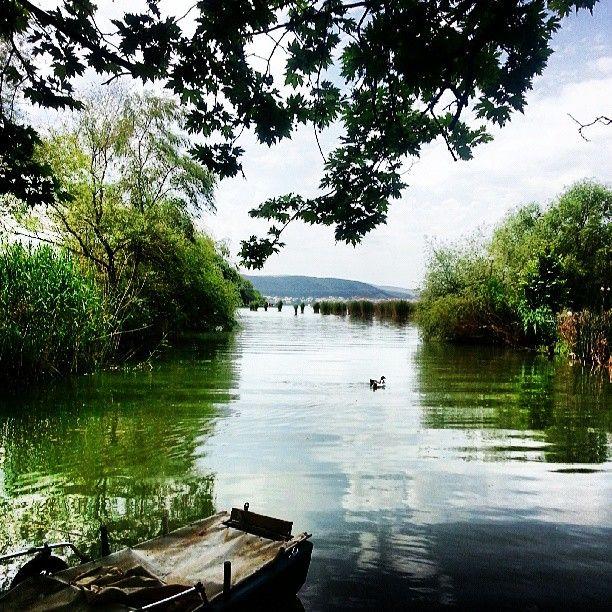 Λίμνη Ιωαννίνων (Ioannina Lake) στην πόλη Ιωάννινα, Ιωάννινα
