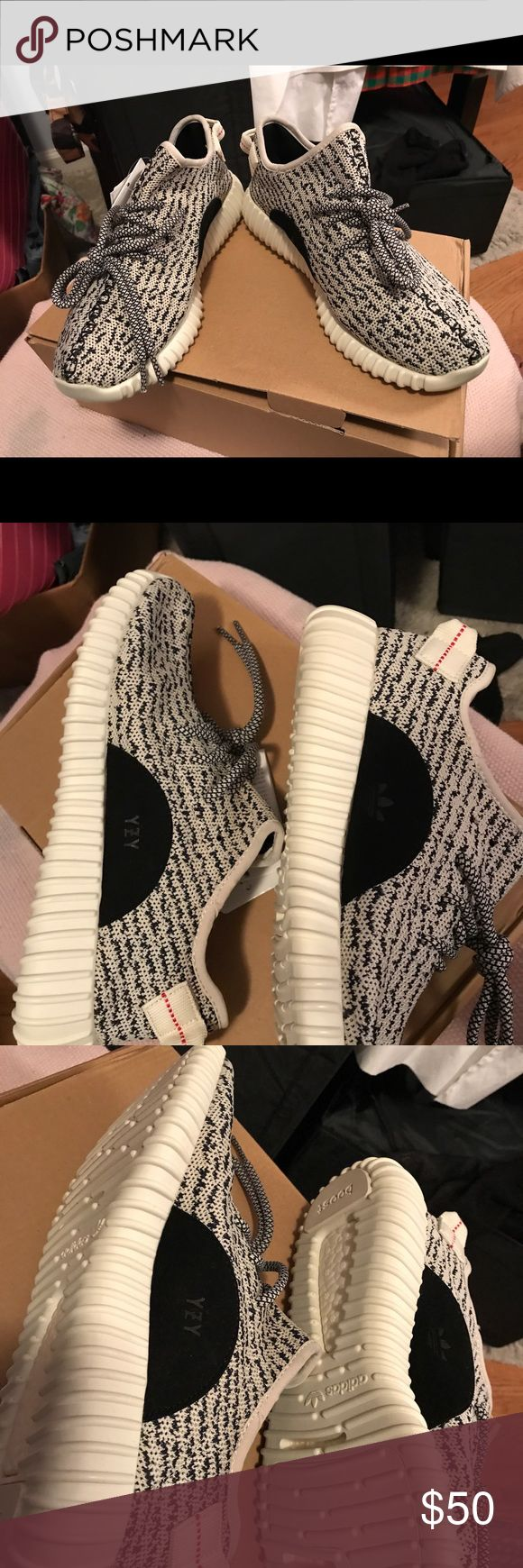 Yzy 350 boost grey brand new Yeezy Shoes Sneakers