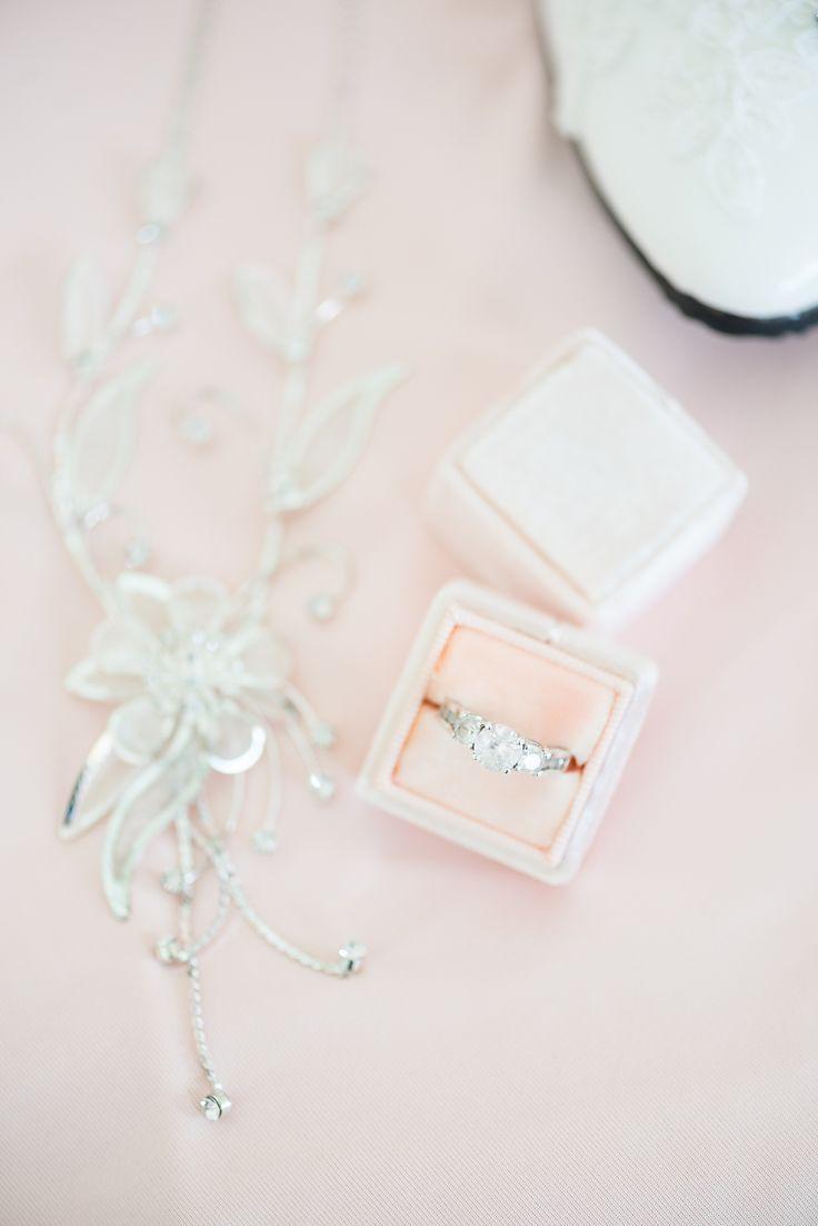 Blush pink Mrs Box, PEI wedding photos
